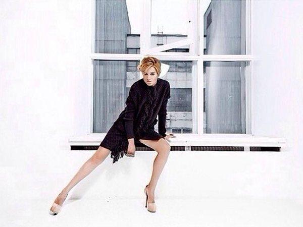 девушка модель для шоу рума москва